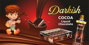 Darkish - Cocoa Liquid Chocolate