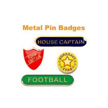 Metal Badges 02