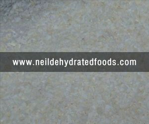 Dehydrated White Onion Granule