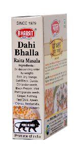 Dahi Bhalla Raita Masala
