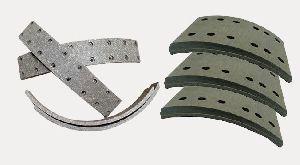 Moulded Brake Lining