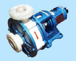 Non Metallic Anti-corrosive Centrifugal Injection Molded Pumps