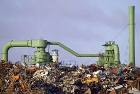 Municipal Solid Waste Compost Plant