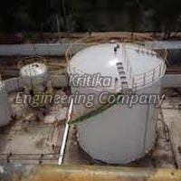 Heavy Storage Fuel Tanks Erection & Fabrication