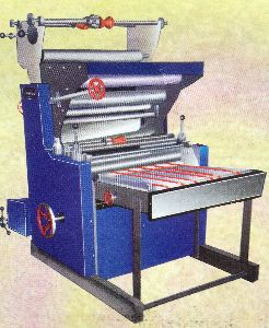 Paper Lamination Machine(sheet Feed To Roll)
