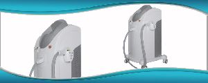 Intima - Diode Hr Hair Removal Machine