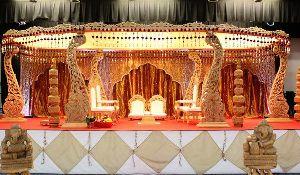 Fiber Wedding Decoration Products