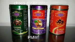 Chocolate Tin Boxes