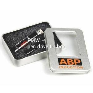 Pen Drive Tin Boxes