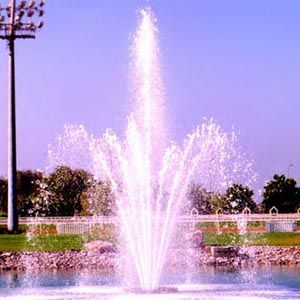 jet fountains