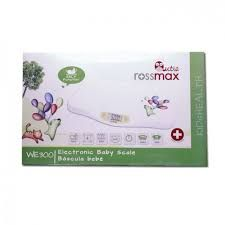 Rossmax Digital Baby Weighing Scales