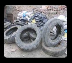Rubber Scrap Stock