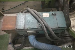 Spindle Transmission (Before)