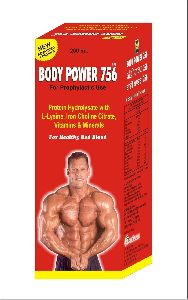 Body Power 756 /400 ml Food Supplement