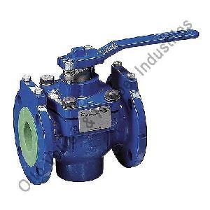 ptfe plug valves