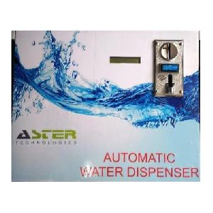 Automatic Coin Based Water Atm