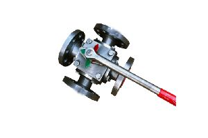 Multi Port Ball Valves