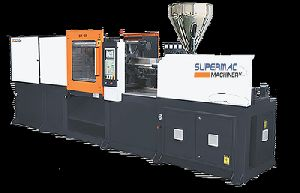 toggle clamp injection molding machine