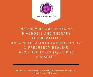 Hepatitis Specialist Non-invasive Diagnosis & Therapy