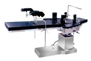Hydraulic Operation Table