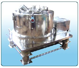 Centrifuge - Top Discharge Type