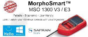 Morpho - Mso-1300 E3 Biometric Fingerprint Scanner With Rd Service & Latest Version