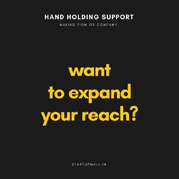 Handholding Support