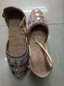 Ladies Jaipuri Slippers