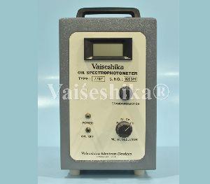 Digital Oil Spectrophotometer