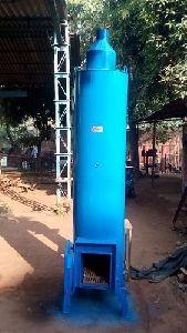 1000 Liter Wood Fired Water Heater