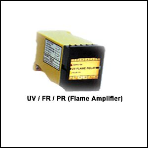 flame amplifiers