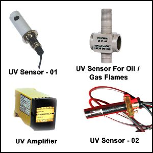 UV SENSOR AND AMPLIFIERS