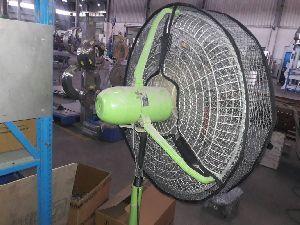 Fan safety net cover