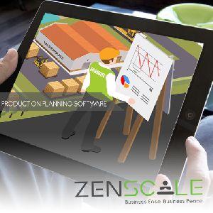 Cloud Production Planning Software - Zenscale