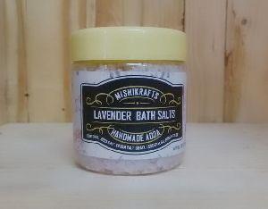 Lavendar Bath Salt