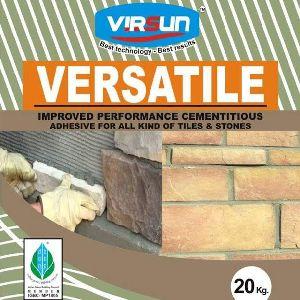 Versatile Tile Adhesive