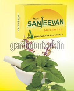 Tulsi Sanjeevan Herbal Soap