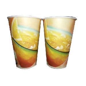Disposable Paper Juice Glass