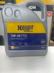 5w 40 Pro Hengst Engine Oil