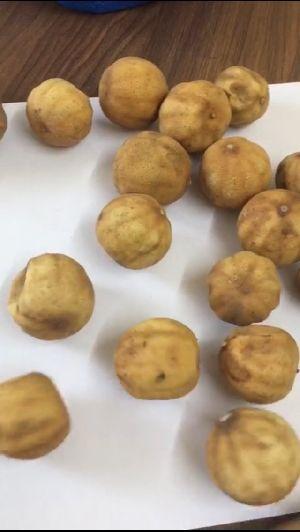 Dried Yellow Lemon