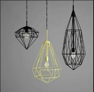 Decorative Hanging Lamp 02