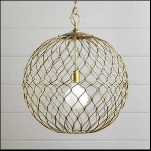 Decorative Hanging Lamp 07
