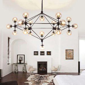 Hanging pendent light