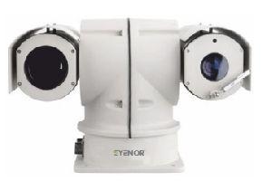 Ip Dual Sensor Thermal Ptz Camera