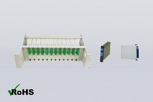 Rack-mount Splitter Chassis
