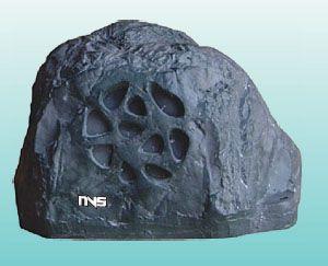 Weatherproof Rock Shaped Garden Speaker