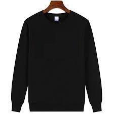 Womens Round Neck Sweatshirt