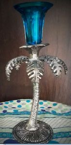 Handcrafted Tree Shaped Candle Stand