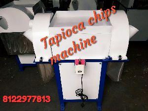 Tapioca Chips Making Machine