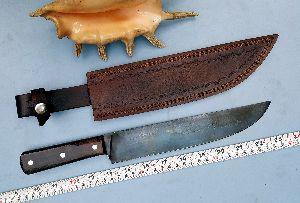 Ursa Custom Aged Bowie knife